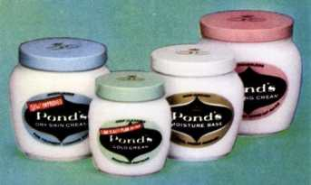 Image result for ponds vanishing cream 1950s