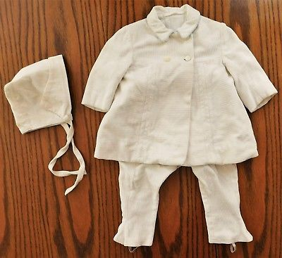 Vintage-1950s-childrens-clothes-pram-set-Kamella-Riteward